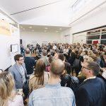 Vortrag im Start-up-Village