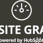 Logo Hubspot Webseite Grader