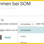 SOM Mailchimp Features Automate