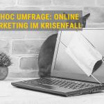 Online Marketing Schweiz Corona Branchenbarometer