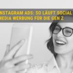 Instgram Ads Social Media Werbung